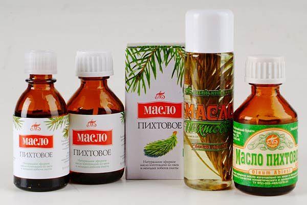 Полезные свойства пихтового масла