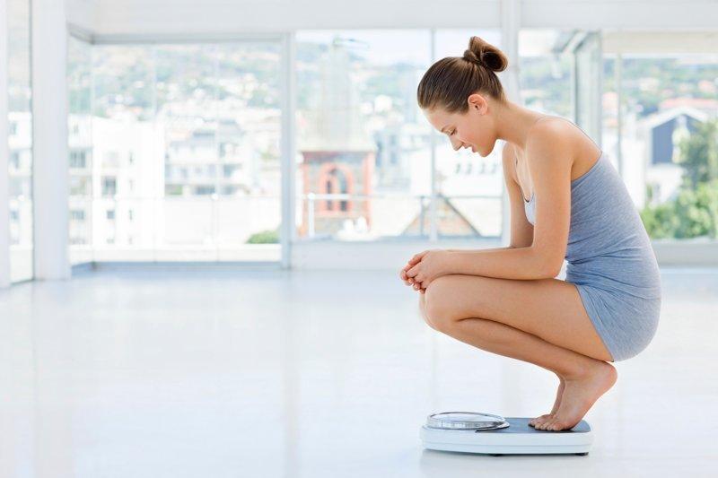 Сбросить вес после зимы