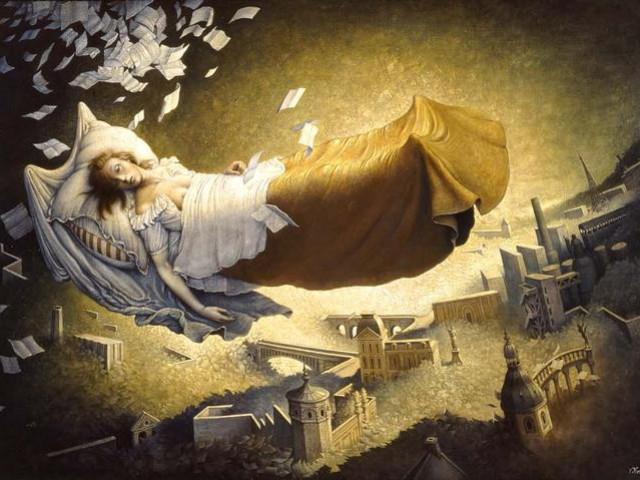 Учёные доказали существование вещих снов