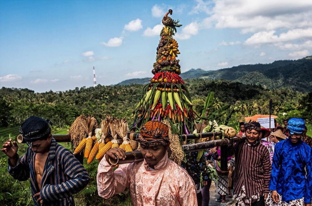 Мистические ритуалы яванцев