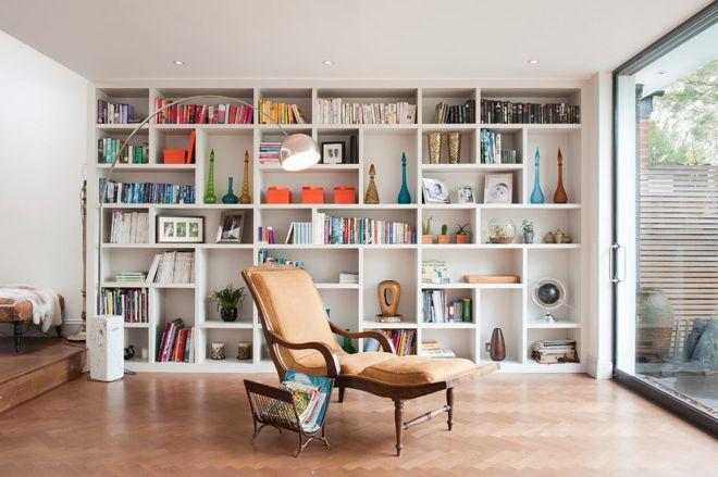 Современный Гостиная by Barbara Genda Bespoke Furniture & Interiors