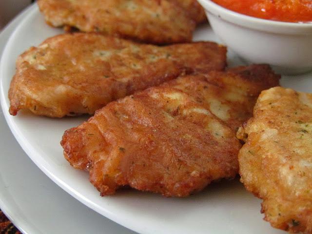 Куриное филе в луковом кляре блюда из курицы,мясные блюда
