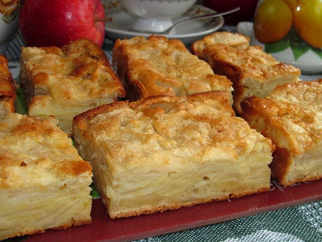 Яблочный пирог от сестер Симили