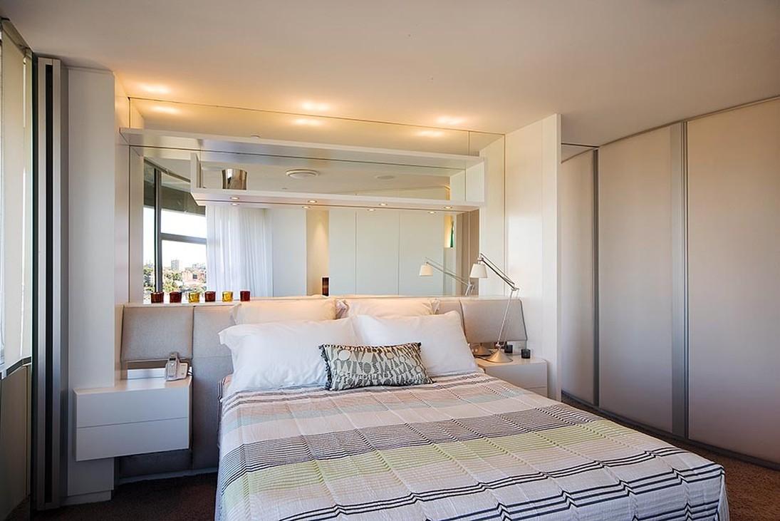Спальная комната в квартире