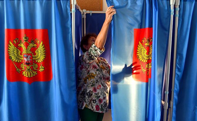 Выборы губернаторов уже ошеломительны для Кремля