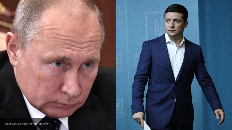 Зеленский считает, что начало диалога с Путиным приносит положительные плоды