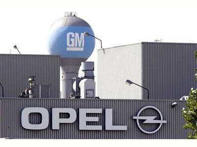 Opel сокращает работу завода в России