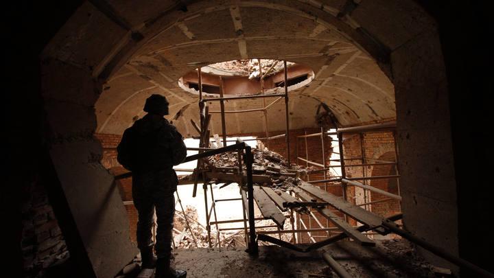 Киев готовится бить по своим и чужим: В ДНР заявили о спецоперации противника украина