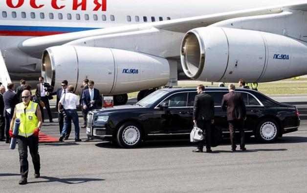 """Недотерпела; Журналистка CNN впала в истерику из-за """"опоздания"""" Путина"""