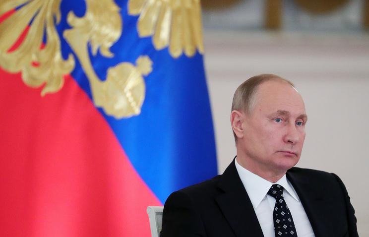 Путин произвел изменения в составе Совбеза РФ
