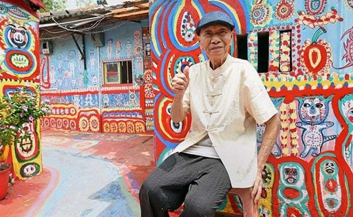 Спасающая красота, или Как 96-летний тайванец предотвратил снос целой деревни