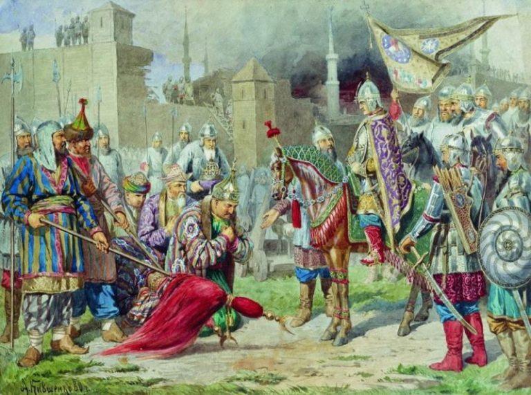 Какой была Казань до прихода Ивана Грозного