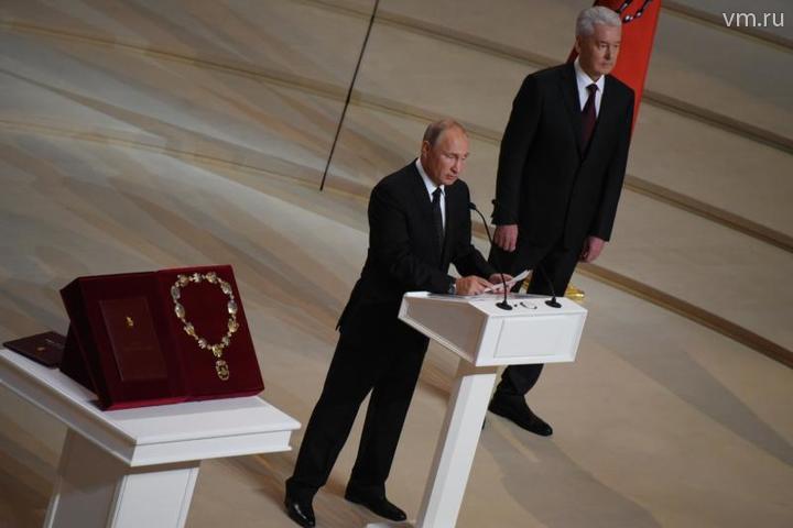 Путин: реновация в Москве может задать стандарт для других регионов