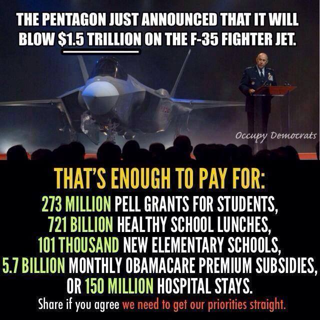 Хватит разбазаривать средства американского народа!