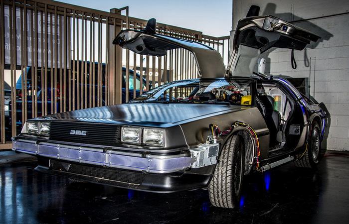 Любопытные факты об автомобиле DeLorean из фильма «Назад в будущее»