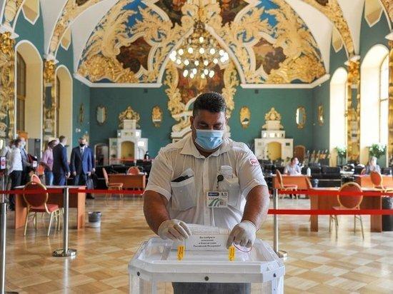 Выбирать Госдуму тоже будут досрочно и во дворах