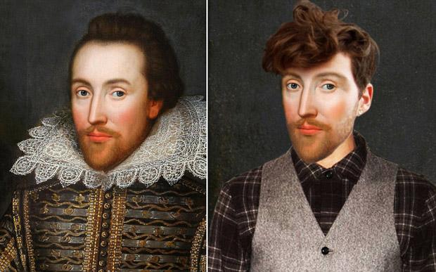 Как бы выглядели известные люди прошлого в наши дни
