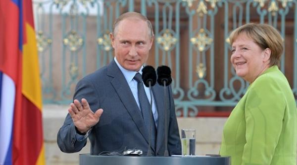 Итоги встречи Меркель и Пути…