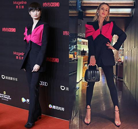 Модная битва: Крис Ли против Светланы Лободы