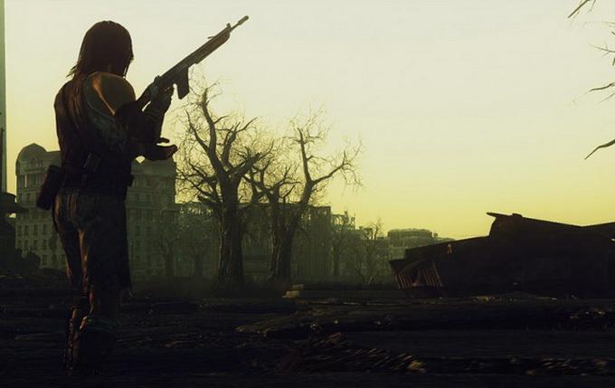 Цифровая поэзия Fallout 3