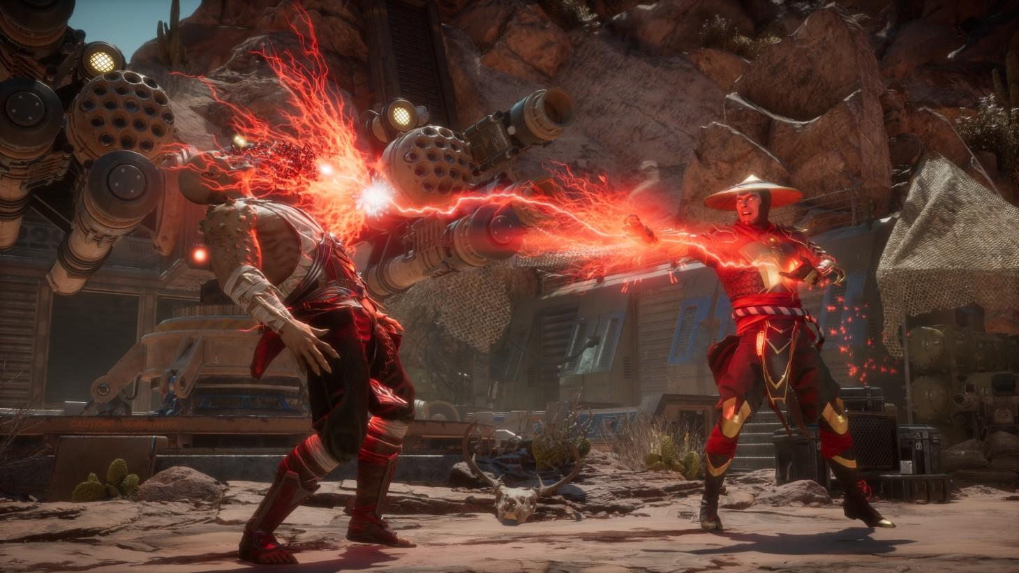 Главные технические эксперты вынесли приговор Mortal Kombat 11 action, mortal kombat 11, pc, ps, xbox, игры, файтинг