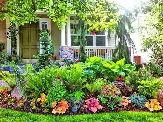 Великолепный ландшафтный дизайн вашего садового участка