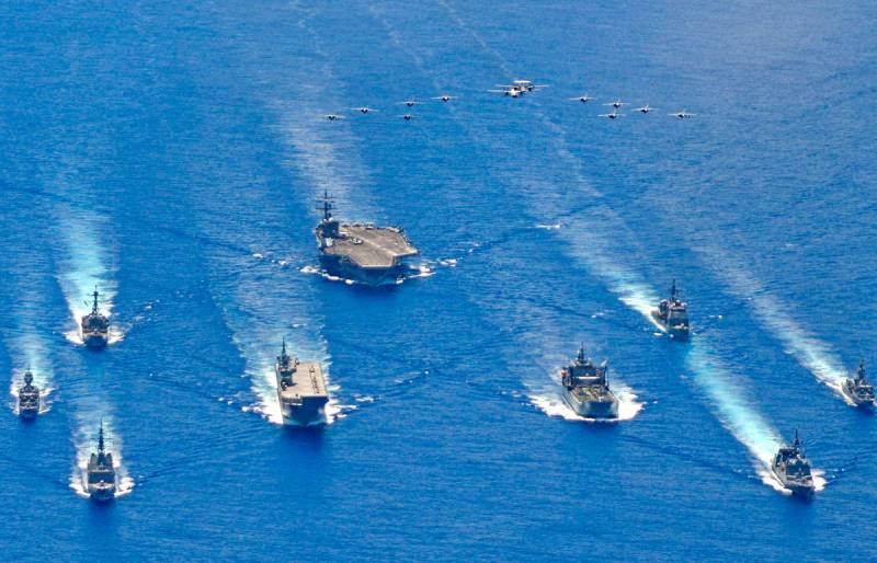 Как надводный флот США может превратиться в носителя ядерного оружия Техно