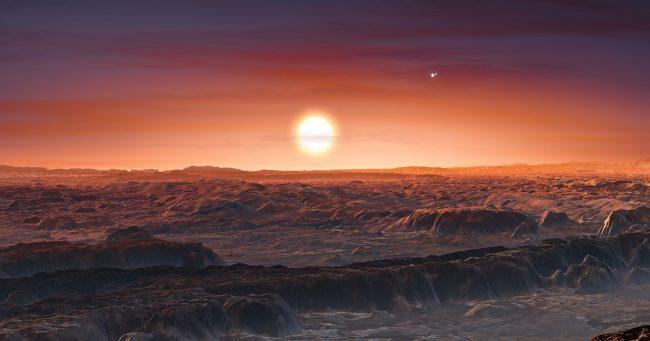 Ближайшая к Земле экзопланет…