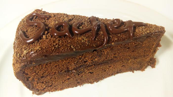 """28 Шоколадный Торт """"Захер"""""""