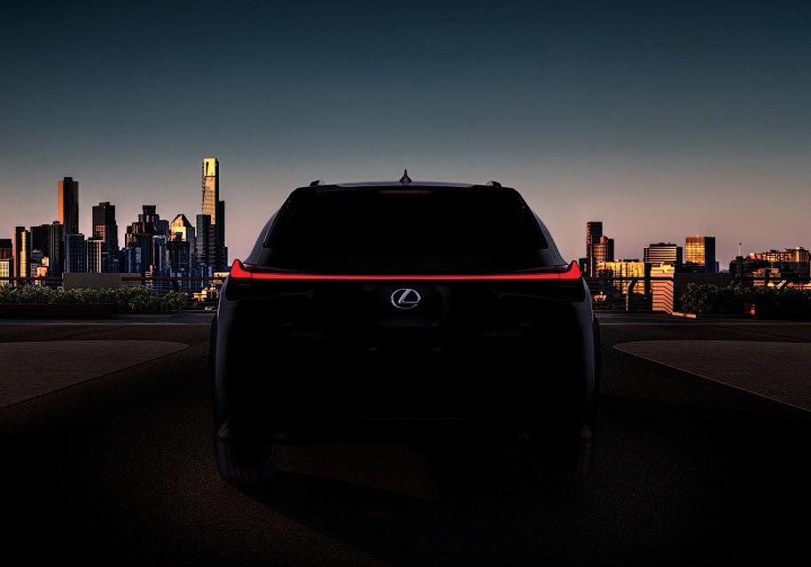 Lexus подготовил к Женеве ко…