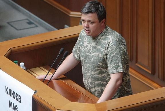 «Массовое пленение российских граждан». Семен Семенченко придумал новый способ освободить Сенцова