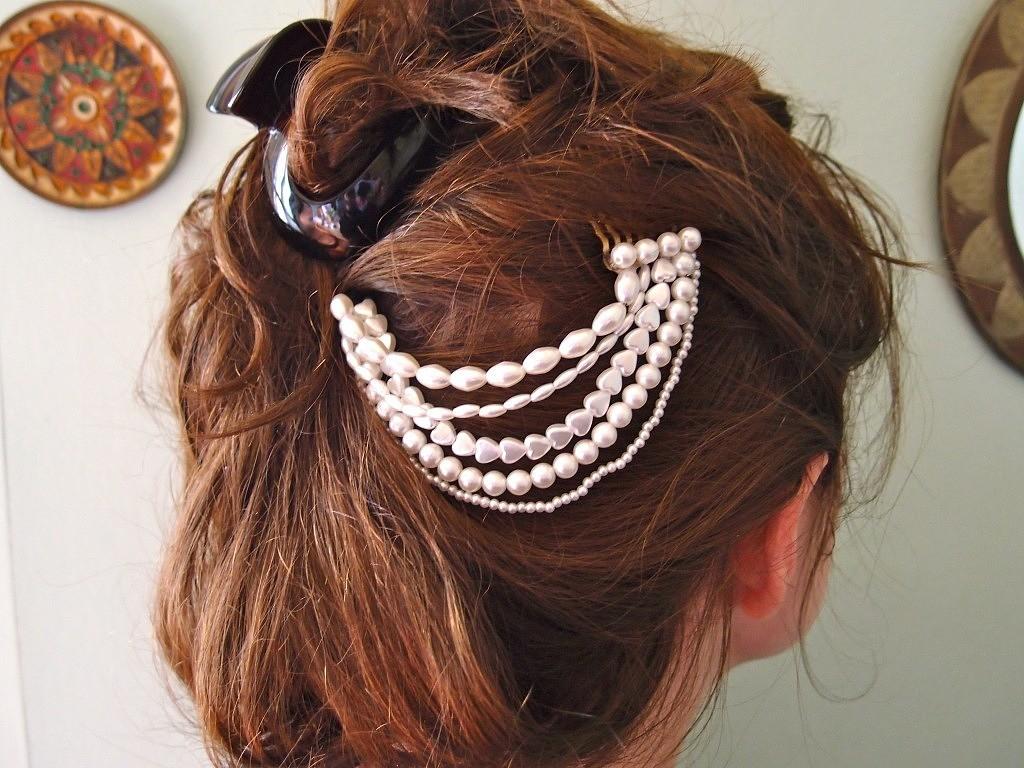 украшения для волос как сделать с фото образ будущей картины
