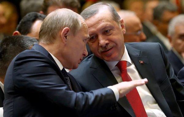 «Я и мой коллега Путин являемся самыми опытными политиками в ООН» — заявил Эрдоган, чем «очень удивил» Генассамблею
