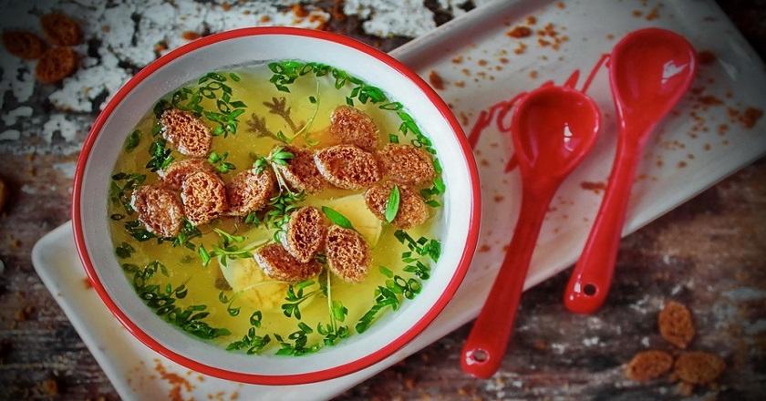 Похмельные супы: помогут справиться с проблемами после праздников