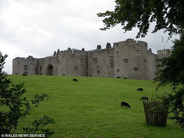 Сейчас ведутся археологические раскопки в районе замка Чирк в Северном Уэльсе, по территории которого проходит часть вала Оффы археологические находки, археология, британия, гипотеза, история, раскопки, ученые, уэльс
