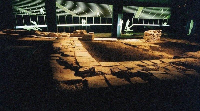 Римский амфитеатр великобритания, достопримечательности под землей, интересно, история города, лондон, подземный Лондон, познавательно, путешествия
