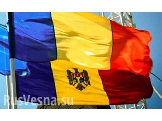 Запад придумал, как оторвать Молдову от России и подчинить Румынии