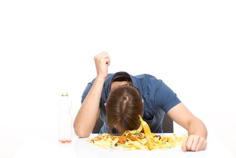 повышенный аппетит при стрессе