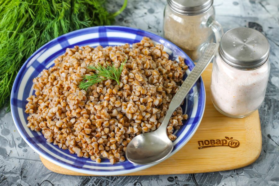 Как готовить гречку диета