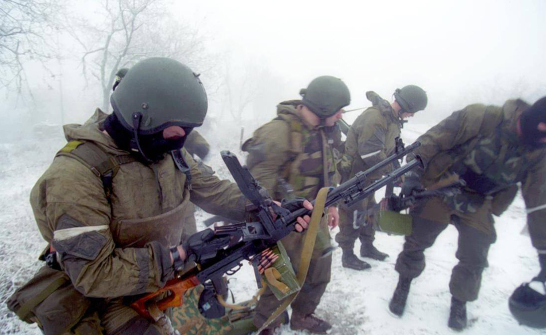Самые смертоносные подразделения России