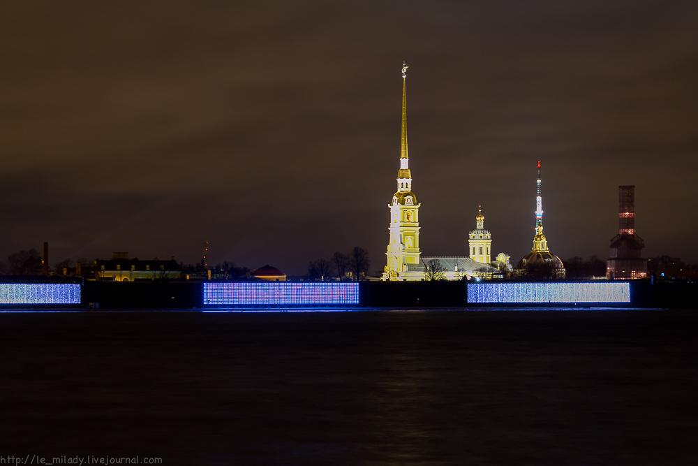 Приглашаю на прогулку по новогоднему Петербургу!