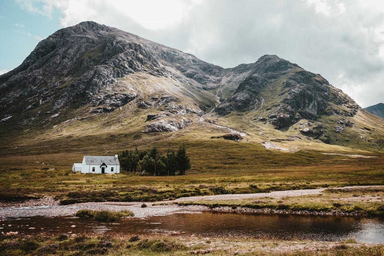 Сказочная Шотландия в популярных фильмах путешествия, шотландия