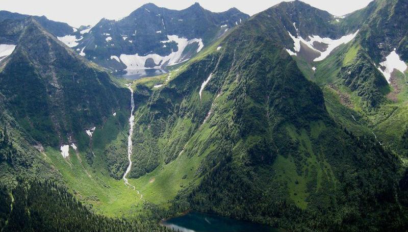 10 природных достопримечательностей России, о которых вы никогда не слышали