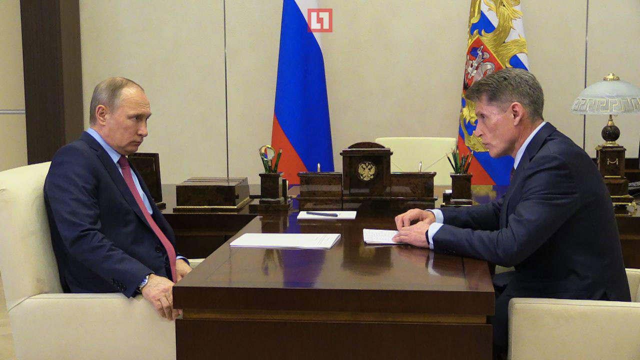 И все поверили: Глава Сахалина рассказал Путину о зарплатах врачей в 90 тысяч рублей