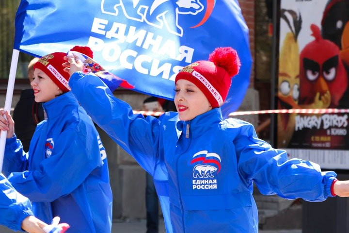 Самовыдвиженцы, разгромно победившие единороссов на Алтае, стали сторонниками партии россия
