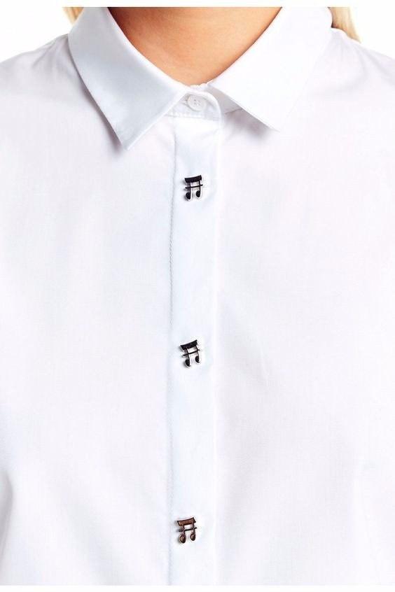 Белый воротничок (подборка)