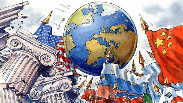 США Требуют, Чтобы Европа Пр…