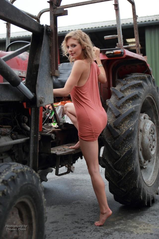 Девушки - колхозницы картинки,позитив