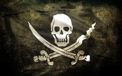 Как появился пиратский флаг?