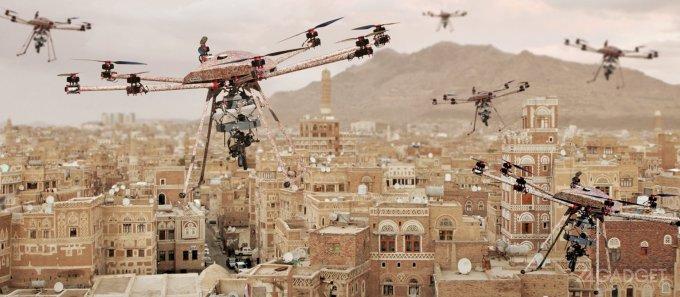 DARPA обучает БПЛА выполнять миссии без связи и GPS